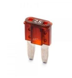 Poistka Micro II úzka nožová poistka 7,5A - hnedá