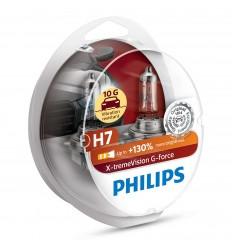 Philips X-tremeVision G-force 10G +130% 12V 55 2ks/balenie