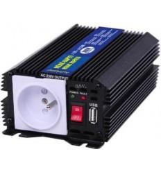 Menič 12V/230V 300W+USB