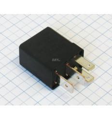 Relé 12 V - MICRO 20A - čierne