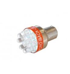 Alarm cúvací 12V 9LED-žiarovka