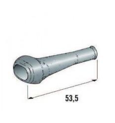 Kryt gumenný na skrinku - dlhý