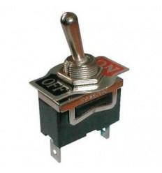 Vypínač - prepínač 201, 4pin-2poloh, 5A/250V, ON-OFF