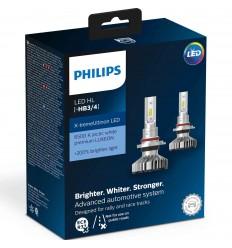 Philips X-treme Ultinon LED +200% HB3/HB4 2ks/balenie