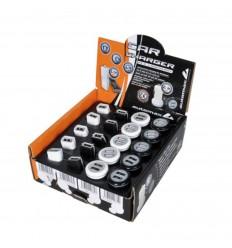 Nabíjačka 20ks USB 12/24V 1A/2,4A