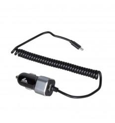 Nabíjačka Micro kábel+USB 12/24V