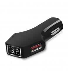 Nabíjačka USB 4.2A s ukazovateľom napätia