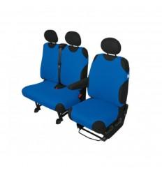 Autotriko VAN 1+2 modré AUTOMAX
