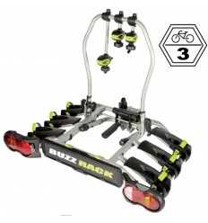 Nosič bicyklov na ťažné zariadnie pre 3 bicykle Spark