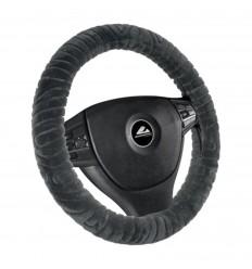 Poťah volantu M new čierny