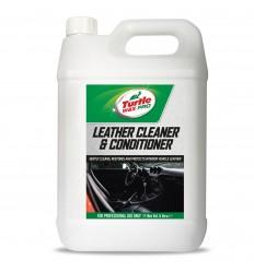 Turtle Wax Pro – Leather Cleaner & Conditioner – čistič kože 5L