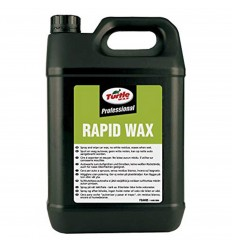 Turtle Wax Pro – Rapid Shine Wax Autovosk 5L