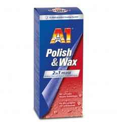 A1 Polish & Wax 500ml
