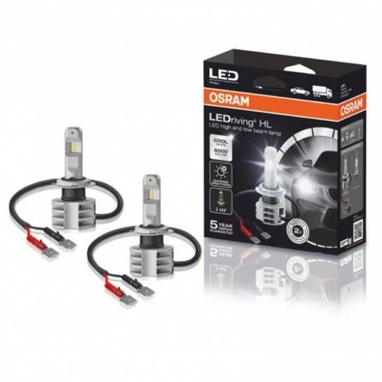 Osram 67210CW gen2 LEDriving HL H7 LED žiarovky 6000K 2ks/balenie 2019