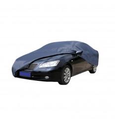 Plachta na auto modrá XXL