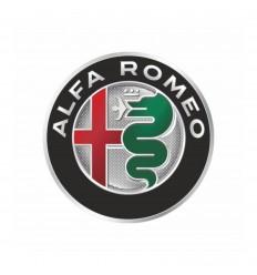 Samolepka Alfa romeo 4ks disky 55mm