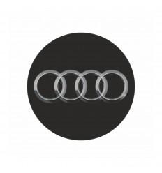 Samolepka Audi 4ks disky 55mm