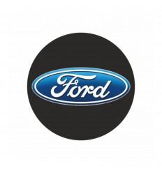 Samolepka Ford 4ks disky 55mm