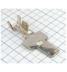 Kolík s jazýčkom 8mm neizolovaný (2,5-4 )- M800