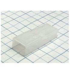 Návlek izolačný na dutinku od predu 6,3mm -silon