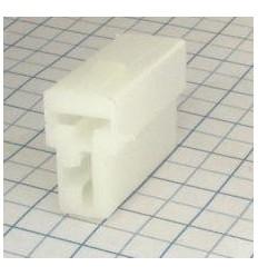 Obal dutinky 6,3mm 2-cestný T- silon