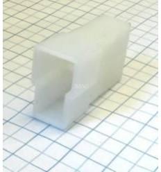 Obal kolíka 6,3mm 2-cestný T-silon