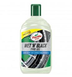 WET 'N' BLACK™ – Trim & Tyre Gel - ALL-IN-ONE PRÍPRAVOK NA PNEUMATIKY AJ PLASTY!