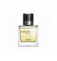 AREON PERFUME NEW 50ML GOLD