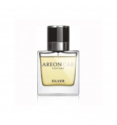 AREON PERFUME NEW 50ML SILVER
