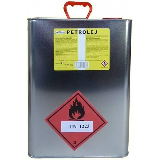 petrolej technický 9l