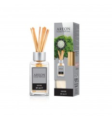 AREON HOME PERFUME LUX 85ML - SILVER