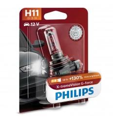 Philips X-tremeVision G-force +130% 10G H11 12V 55W 2ks/balenie