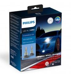 Philips HL HIR2 X-treme Ultinon 2019 gen2 LED žiarovky 2ks/bal