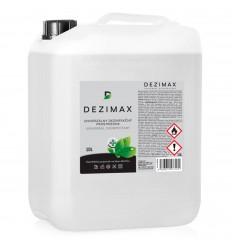 DEZIMAX 10 L UNIVERZÁLNY DEZINFEKČNÝ PROSTRIEDOK NA RUKY, PREDMETY A POVRCHY na báze alkoholu