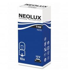 Neolux žiarovka 12V T4W BA9s N233 - 1ks