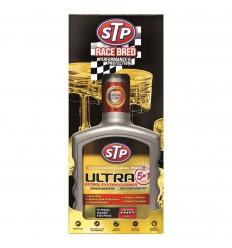 STP Ultra 5v1 Petrol System Cleaner 400ml