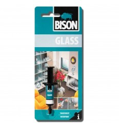 Bison Glass 2ml – lepidlo na sklo