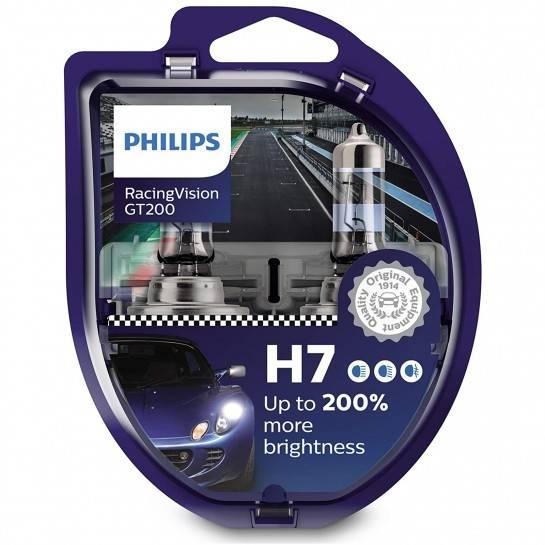 Philips RacingVision GT200 +200% 12972RGTS2 2ks/balenie