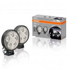 Osram LEDriving Lightbar Round VX70-SP LEDWL102-SP 12/24V 8W doplnkové diaľkové LED svietidlo Spot Beam