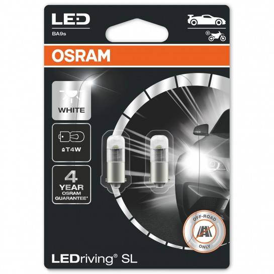 Osram LEDriving T4W 24V 6000K