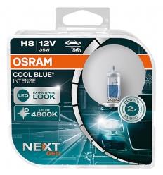 OSRAM H8 COOL BLUE INTENSE NEXTGEN +100% 2KS/BALENIE