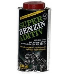 super benzín aditív 500ml