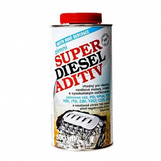 super diesel aditív zimný 500ml