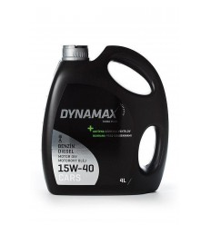 Dynamax Turbo plus 15w40 4L