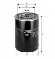 filter olejový mann W 712/43