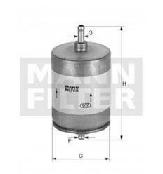 filter paliva mann WK 410