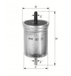 filter paliva mann WK 79
