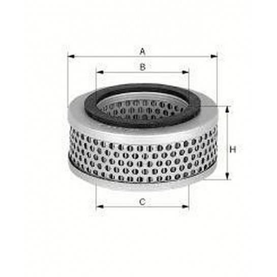 filter vzduchový mann C 914