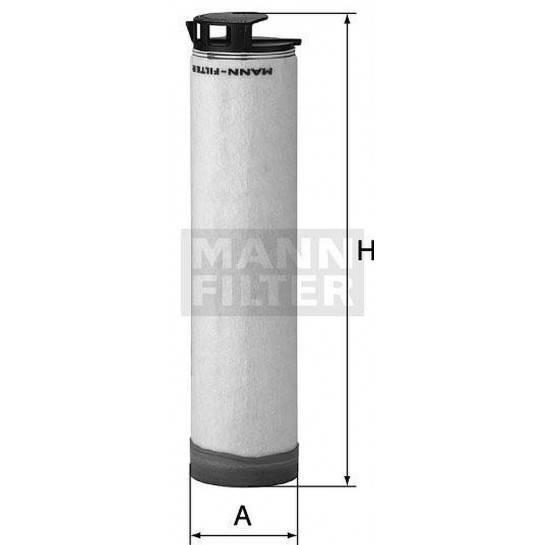 filter vzduchový mann CF 810