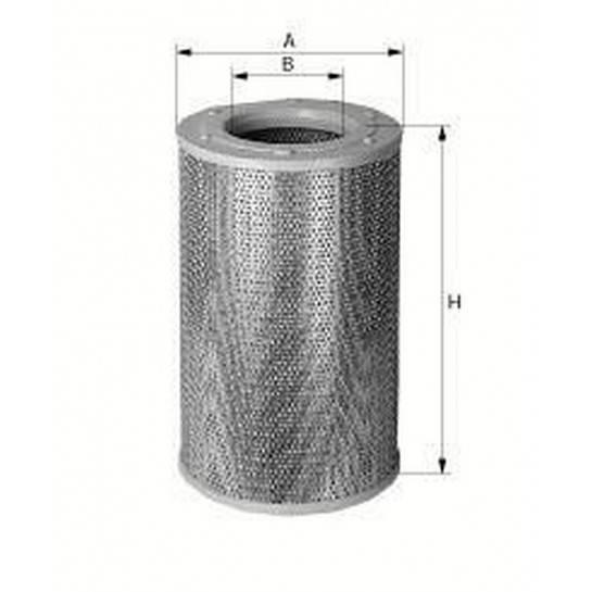 filter vzduchový mann C 25978